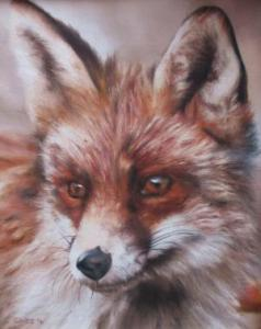 Cherise Foster Wins SAA Young Animal And Wildlife Painting 2016